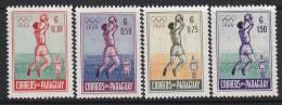 Paraguay 556-9   *    OLYMPICS  SOCCER - Paraguay