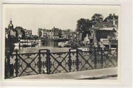 DORDRECHT,  Voorstraathaven  ( Echte Foto ) - Dordrecht