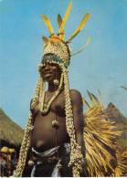 Boundiali - Danseuses Sénoufo, 1973, Timbre - Côte-d'Ivoire