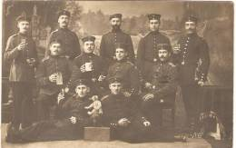 Militaires - War 1914-18