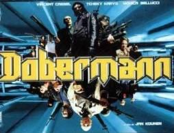 Dobermann °°° Kcheky Karyo / Vincent Cassel / Monica Bellucci - Policiers