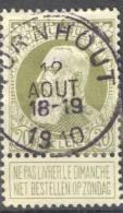 _Me027: N°75: E11: TURNHOUT - 1905 Grove Baard