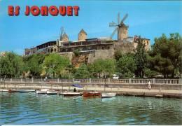 España--Mallorca--Molines-- Es Jonquet - Molinos De Viento