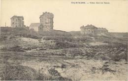 Coq Sur Mer, Villas Dans Les Dunes Très Bon état - Belgique