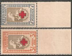 Estonia 1921 Nuovo** - Mi. 29A/30A - Estonia