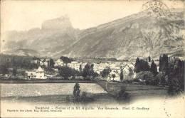 38 - CLELLES Et Le Mont Aiguille - Isère - Vue Générale - Otros Municipios