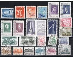Verzameling Polen 1 (o) - See Scans - Briefmarken