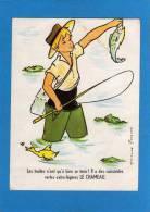 CUISSARDE VERTES EXTRA LEGERES MARQUE ( LE CHAMEAU) LES TRUITES N'ONT QU A BIEN SE TENIR - Pêche