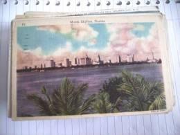 Amerika United States America USA  FL Miami Skyline - Key West & The Keys