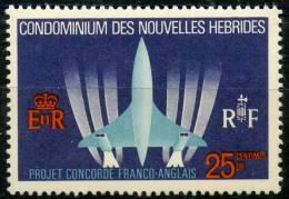 Nouvelle Hébrides (1968) N 276 ** (Luxe) - Nouvelles-Hébrides
