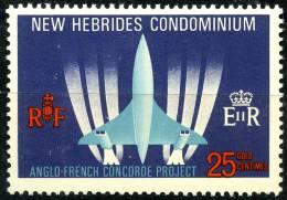 Nouvelle Hébrides (1968) N 278 ** (Luxe) - Nouvelles-Hébrides