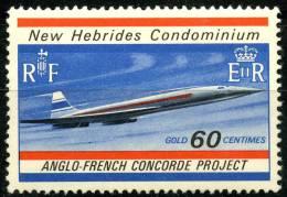 Nouvelle Hébrides (1968) N 279 ** (Luxe) - Nouvelles-Hébrides