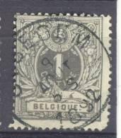 _Ni388: N°43: E9: GYSEGEM - 1869-1888 Lion Couché