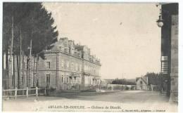 BELLOU En HOULME  Chateau De Dieufit - Unclassified