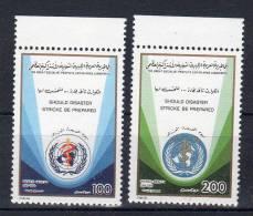 1991,  Journée Mondial De La Santé ,  Y&T No. 1806 - 1807 , Neuf **, Lot 37990 - Libya