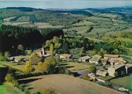AVENAS - Vue Aérienne Du Bourg Et De L' église - Other Municipalities