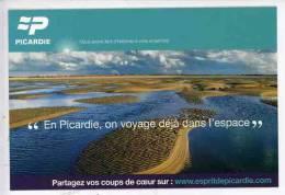 Picardie On Voyage Déjà Dans L'espace - Baie De Somme - Autres Communes
