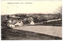MONTIGNY Sur LOING Haut Montigny (Dubois) Seine & Marne (77) - Autres Communes