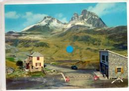 Le Col Du Portalet Et Le  Poste Frontière Et Le Pic Du Midi D´Ossau - Sin Clasificación