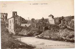 JUMIGNY - Les Ruines - Otros Municipios