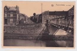Pont à Celles - Le Canal - Edit. Nels / Mme Ladrière, Pont à Celles - Pont-a-Celles