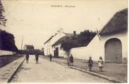 Hoesselt Hoeselt  Dorpstraat 1927 - Hoeselt