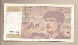 Francia - Banconota Circolata Da 20 Franchi P-151i - 1997 - 1962-1997 ''Francs''