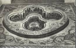 ARGELIA MUSEE NATIONAL DU BARDO ESCRITA MOSAIQUE - Argelia