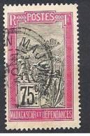 MADAGASCAR  N� 107 OBL TTB