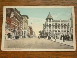 HIGH Street HOLYOKE ( 222500 ) Anno 1919 ( Zie Foto Details ) !! - United States