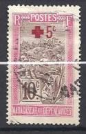 MADAGASCAR  N� 121 OBL TTB