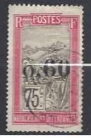 MADAGASCAR  N� 130 OBL TTB