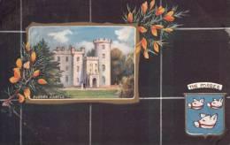 Tuck - The Forbes - Forbes Castle Scottish Clans SeriesV Postcard 9480 - Généalogie