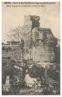 PORTUGAL MOURA - Torre Árabe Sallúquia E Lago Do Jardim Público Carte Postale - Beja