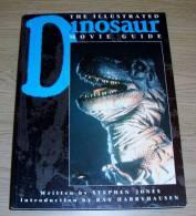 The Illustrated Dinosaur Movie Guide Stephen Jones Introduction Ray HarryHaussen Titan Books 1993 - Films