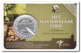 Max Havelaar Vijfje 2010 In Originele Verpakking - [ 8] Zilveren En Gouden Munten
