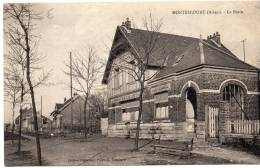MONTESCOURT - La Poste - Otros Municipios
