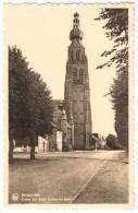 "Carte Postale ""Hoogstraten - Toren Der Sinte Katharina Kerk"" - Hoogstraten"