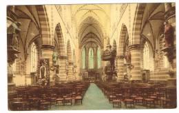 "Carte Postale ""Moll / Mol - De Kerk Binnenzicht / L'Eglise Vue Intérieure"" - Mol"