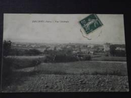 DECINES (Rhône, Ex Isère) - Vue Générale - Voyagée - Autres Communes