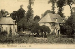 14 PENNEDEPIE - Le Moulin -1907 - LL N° 102 - France