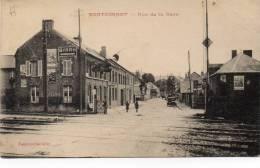 MONTCORNET - Rue De La Gare - Otros Municipios