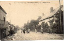 TAVAUX PONTSERICOURT - Rue De Malaize - Otros Municipios