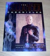 The Hellraiser Chronicles Stephen Jones Titan Books 1992 Clive Barker - Film