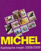 Karibik Band 2 Michel Katalog 2009 Neu 79€ Amerika Haiti Bahamas Nevis Dominica Grenada Jamaika Montserat Barbados Cuba - Livres, BD, Revues