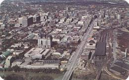 An Aerial View Of Part Of Winnipeg,  Manitoba,  Canada,  PU_1954 - Winnipeg