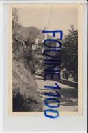 Photo Souple Au Format De 13 X 8,5 Cm Lucéram 23 Août 1960  ( Attention Pliure Importante )   ( Recto Verso ) - Lucéram