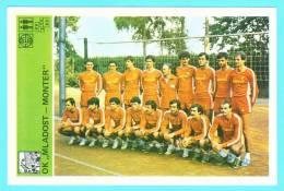 Svijet Sporta Cards - OK Mladost - Monter   Volleyball - Volleyball