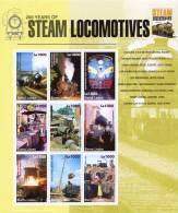 Ref. 241752 * NEW *  - SIERRA LEONE . 2004. 200th ANNIVERSARY OF STEAM LOCOMOTIVE. 200 ANIVERSARIO DE LA LOCOMOTORA A VA - Sierra Leone (1961-...)