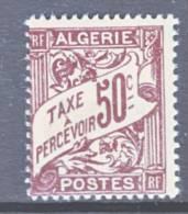 Algeria  J 7   * - Algeria (1924-1962)